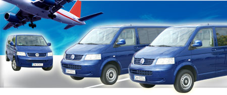 8-seat comfortable minibuses